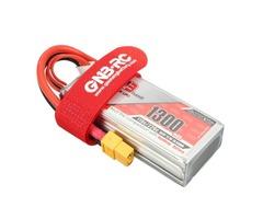Gaoneng GNB 11.1V 1300mAh 3S 110/220C Lipo Battery XT60 Plug