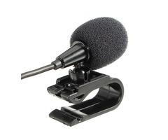 Car External Microphone Mic 3.5mm for Car DVD Player GPS Navigation
