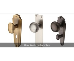 Door Knobs - Buy Glass & Metal Door Knobs Online