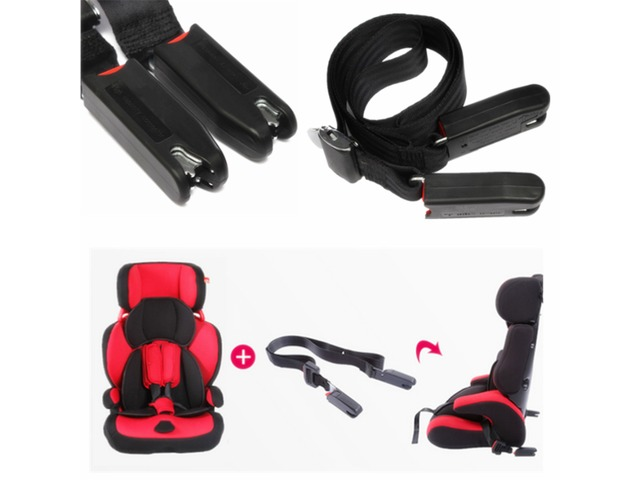 Car Baby Safe Seat Strap Isofix Soft Link Belt Adjustable Anchor Holder | free-classifieds.co.uk