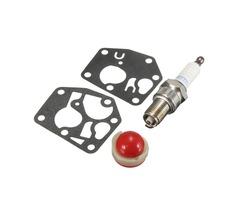 Carburetor Carb Primer Bulb Diaphragm Gasket Plug Kit For Briggs Stratton 795083 495770