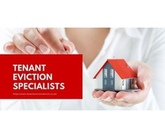Get In Touch With Our Team For The Best Tenant Eviction Service