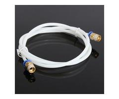 1M PTFE Teflon Bowden Feed Tube For Reprap 3D Printer 1.75mm Filament