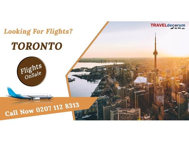 Book London Toronto flights and flight London to Toronto   free-classifieds.co.uk