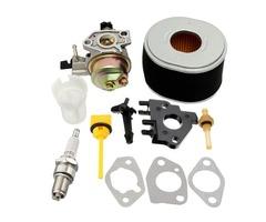 Carburetor Air Filter Oil Dipstick Kit for Honda Gx240 Gx270 8hp 9hp Engine
