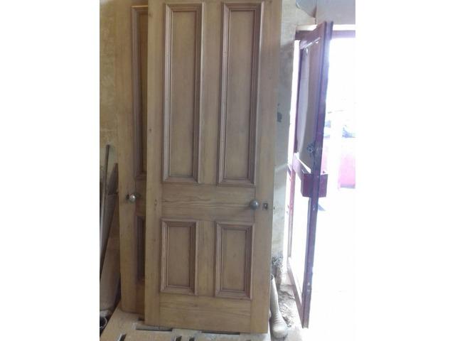 Oak Door stripping | free-classifieds.co.uk
