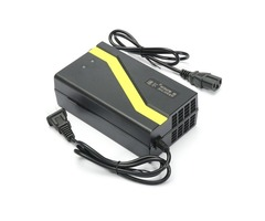 48V 1.8-5A Li-ion Lead Acid Battery Charger Ebike Scooter Electric Bike Bicycle