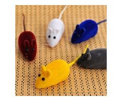 Yani HP-PT3 False Mouse Funny Cat Toy Little Mouse Realistic Sound Toys For Cat For Cat Kitten Play