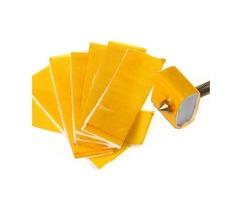 10Pcs 3mm Thickness 3D Printer Heating Block Cotton Hotend Nozzle Heat Insulation Cotton