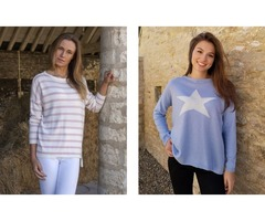 Buy Top  Cashmere Blend Online in UK @ Luella Fashion