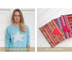 Women's Cashmere Knitwear Online in UK @ Luella Fashion