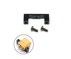 CNC XT60 XT90 Plug Connector Holder Fixture Deck Mount for RC Model