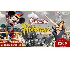 Walt Disney World Holidays Orlando and Universal Orlando Holidays