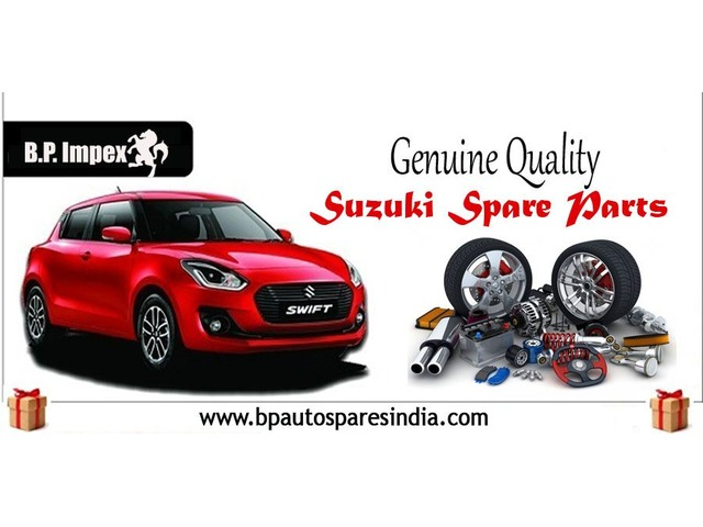 Provide The Best Quality of Suzuki Spare Parts to Your Suzuki Vehicle. BP Auto Spares India deals with all types of Suzuki Spare Parts and we have delivered more than a substantial number of ...   free-classifieds-canada.com
