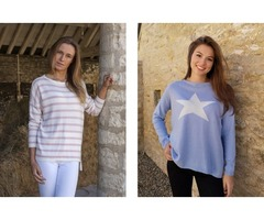 Look for Your Perfect Cashmere Blend in UK @ Luella Fashion