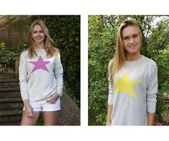 Find Cashmere Star Jumper at Best Price@ Luella Fashion
