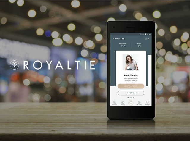 Market Yourself With Royaltie.com   FreeAds.info