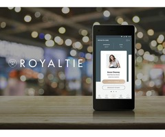 Market Yourself With Royaltie.com