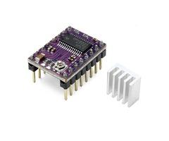 3Pcs Geekcreit® 3D Printer Stepstick DRV8825 Stepper Driver Reprap 4 Layer PCB