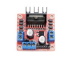 10 Pcs Geekcreit® L298N Dual H Bridge Stepper Motor Driver Board For Arduino