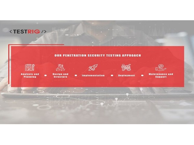 Penetration Testing Services Company in UK-Testrig Technologies | FreeAds.info