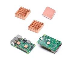 9Pcs Raspberry Pi 2/3 Copper Heat Sink Heat Sink