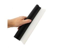 1PC Squeegee Car Anti Slip Wiper Water Blade Silicone Clean Window Tool
