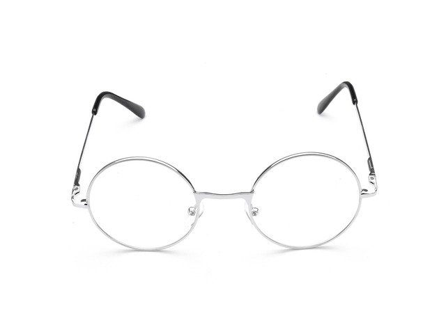 Round Metal Frame Presbyopic Reading Glasses Eyeglasses Fatigue Relieve Strength 1.0 1.5 2.0 2.5   FreeAds.info