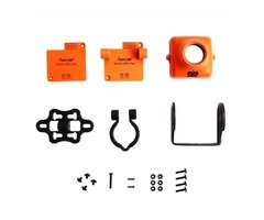 RunCam OWL PLUS Protective FPV Camera Case Orange Black