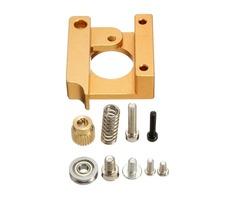 3D Printer MK8 1.75mm Remote Extruder Metal Frame Kit For Reprap