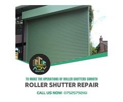 Roller Shutter Repair - advshutter
