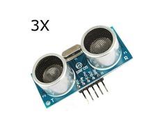 3Pcs HY-SRF05 Ultrasonic Distance Sensor Module Measuring Sensor Module