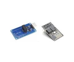 Geekcreit® ESP8266 ESP-01 WIFI Transceiver Wireless Module With Adapter Module For Arduino