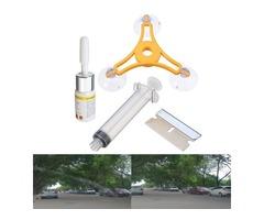 DIY Car Automobiales Wind Shield Repair Kit Tools Glass Windscreedn Restore Fix Set