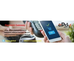 ePay Global- Best High Risk Payment Gateway, Credit Card Processing Solutions
