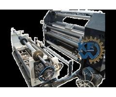 Shaft Winder Slitter Rewinder Machine, Heavy Duty Slitting