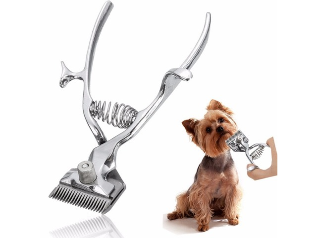 Professional Kit Animal Pet Cat Dog Hair Trimmer Shaver Razor Grooming Clipper | free-classifieds.co.uk