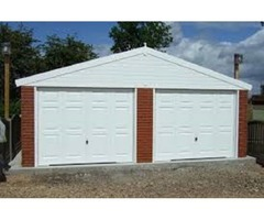 Buy Sectional Concrete Garages