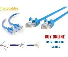 Cat5e Ethernet Cables