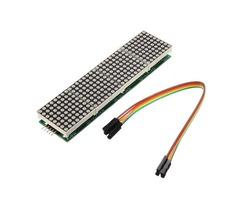 MAX7219 Dot Matrix Module 4-in-1 Display For Arduino