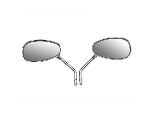 10mm Motorcycle Motor Bike Rear View Side Mirror For Honda/Kawasaki/Suzuki | free-classifieds.co.uk