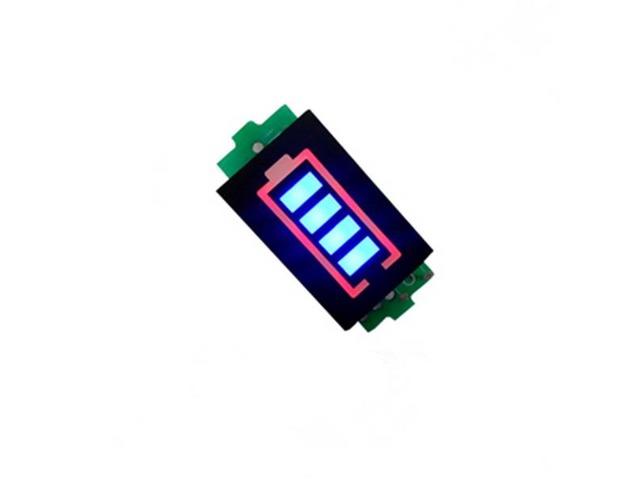 3.7V/7.4V /11.1V/14.8V Li-po Battery Indicator Display Board Power Storage Monitor | free-classifieds.co.uk