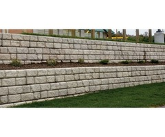 Construction Of Garden Walls -Modular Walls UK.