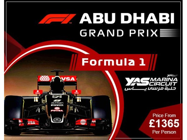 Abu Dhabi Grand Prix 2019 Unveils the Excitement of Racing Adventure! | free-classifieds.co.uk