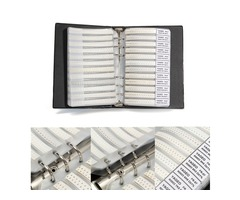 8500pcs 0603 1% SMD Resistor Sample Book 170 Values Assortment Kit