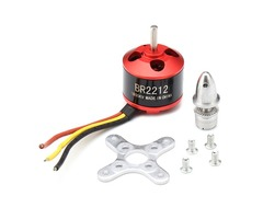 Racerstar BR2212 1800KV 2-4S Brushless Motor For RC Models