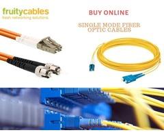 Single Mode Fiber Optic Cables