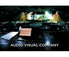 Best Audio Visual Company in London