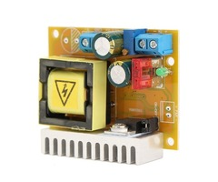DC-DC Boost Converter 8~32V to 45~390V High Voltage Charging Booster Module 40W