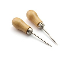 Awl DIY Jewelry Repair Tools Sewing Leather Craft Hole Punch Repair